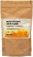 """Parfumuri și produse cosmetice Sare de baie """" Portocală"""" - Auna Orange Bath Salt"""