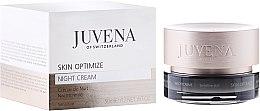 Parfumuri și produse cosmetice Cremă de noapte pentru pielea sensibilă - Juvena Skin Optimize Night Cream Sensitive Skin