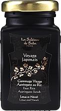 Parfumuri și produse cosmetice Scrub pentru față - La Sultane De Saba Rice Powder Astrigent Scrub With Rice