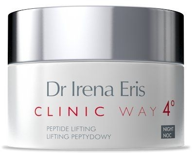 "Cremă de noapte ""Peptide Lifting"" - Dr Irena Eris Clinic Way 4 Peptide Lifting — Imagine N1"