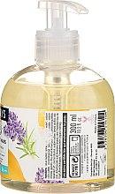 Cremă de mâini - Coslys Hand & Nail Care Hand Wash Cream Lemon & Lavender — Imagine N2
