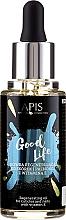 Parfumuri și produse cosmetice Ulei cu Vitamina E pentru unghii și cuticule - Apis Good Life Regenerating Olive Oil