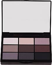 Parfumuri și produse cosmetice Set promo de farduri pentru ochi - Gosh 9 Shades Eye Palette