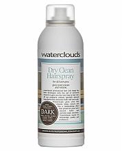 Parfumuri și produse cosmetice Șampon uscat pentru păr închis la culoare - Waterclouds Volume Dry Clean Dark Hairspray