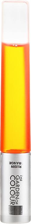 Ulei pentru unghii și cuticule, stick - Silcare The Garden Of Colour Rubin Orange