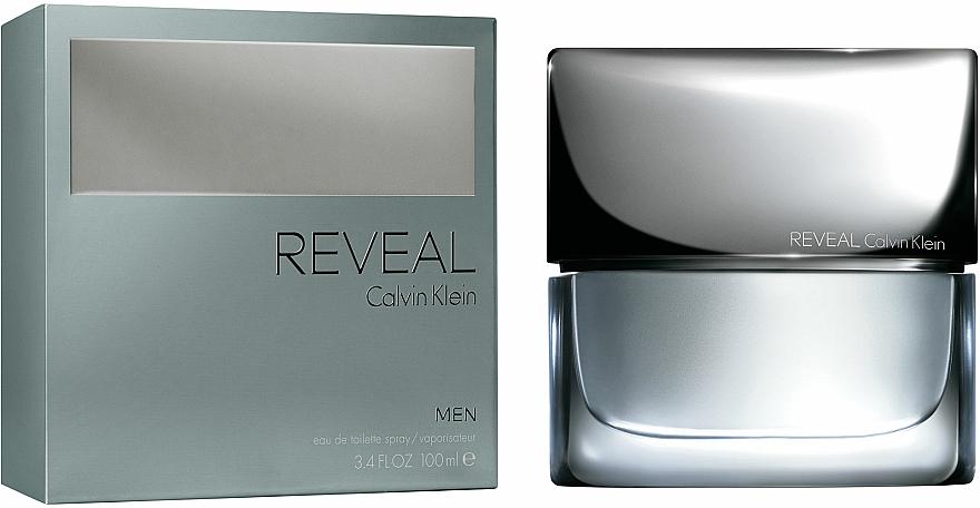 Calvin Klein Reveal Men - Apă de toaletă — Imagine N3