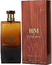 Parfumuri și produse cosmetice Hanae Mori HiM - Apă de toaletă
