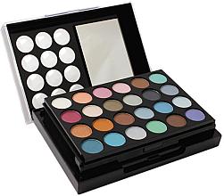Parfumuri și produse cosmetice Set pentru machiaj - Makeup Trading Palette Urban Beauty Case Cosmetic Set Travel All You Need to Go