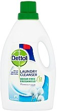 Parfumuri și produse cosmetice Detergent antibacterian pentru rufe - Dettol Laundry Cleanser Fresh Cotton