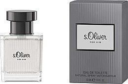 Parfumuri și produse cosmetice S.Oliver For Him - Apă de toaletă