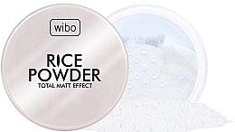 Parfumuri și produse cosmetice Pudră de orez - Wibo Rice Powder