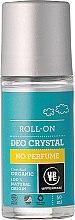 Parfumuri și produse cosmetice Deodorant roll-on - Urtekram Deo Crystal No Perfume