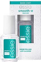 Parfumuri și produse cosmetice Lac de bază pentru unghii - Essie Smooth-e Base Coat