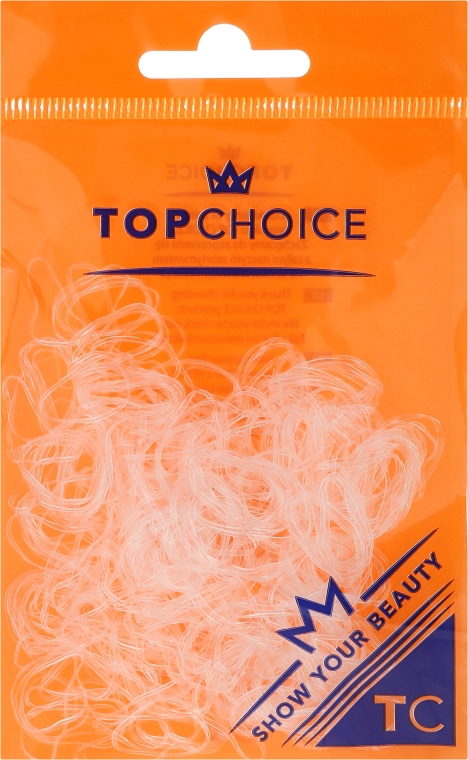 Elastice de păr 22715 - Top Choice