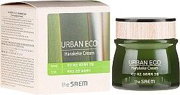 Parfumuri și produse cosmetice Cremă de față - The Saem Urban Eco Harakeke Cream EX