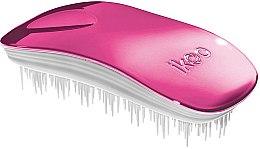Parfumuri și produse cosmetice Perie de păr - Ikoo Home Cherry Metallic (1 buc.)