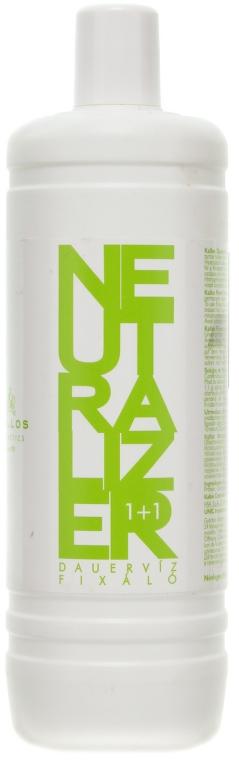 Loțiune pentru păr fixatoare neutralizatoare - Kallos Cosmetics Perm Neutralizer — Imagine N1