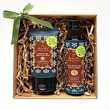 Parfumuri și produse cosmetice Set - Sabai Thai Jasmine (h/cr/100ml + b/lot/200ml)