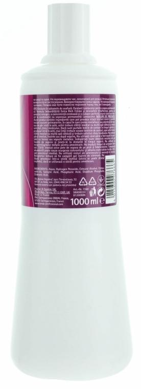 Emulsie oxidantă pentru vopsea-cremă persistentă 6% - Londa Professional Londacolor Permanent Cream — Imagine N2