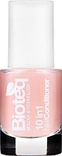 Parfumuri și produse cosmetice Balsam regenerant pentru unghii 10 în 1 - Bioteq Nail Conditioner 10in1