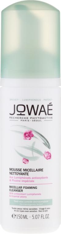 Spumă micelară pentru curățarea feței - Jowae Micellar Foaming Cleanser