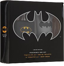 Parfumuri și produse cosmetice DC Comics Batman - Set (edt/75ml + sh/gel/150ml)