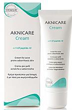 Parfumuri și produse cosmetice Cremă împotriva acneei - Synchroline Aknicare Cream