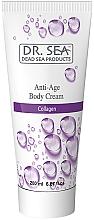 Parfumuri și produse cosmetice Cremă cu colagen pentru corp - Dr. Sea Anti-Age Body Cream Collagen