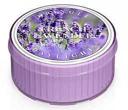 Parfumuri și produse cosmetice Lumânare de ceai - Kringle Candle Daylight French Lavender