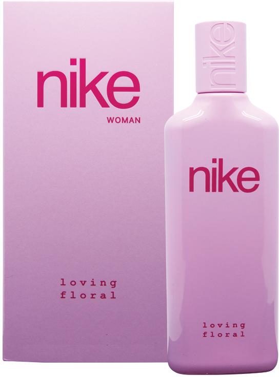 Nike Loving Floral Woman - Apă de toaletă  — Imagine N1