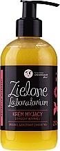 Parfumuri și produse cosmetice Cremă de curățare cu extract de calendula pentru igiena intimă - Zielone Laboratorium