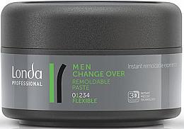 Parfumuri și produse cosmetice Pastă pentru coafat - Londa Professional Men Change Over Remoldable Past
