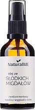 Parfumuri și produse cosmetice Ulei de migdale dulci - NaturalME