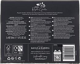 Set - Baylis & Harding Royal Garden Luxury Hand Cream (h/cr/3x50ml) — Imagine N2