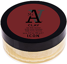 Parfumuri și produse cosmetice Argilă pentru păr - I.C.O.N. MR. A. Clay Mold Structure