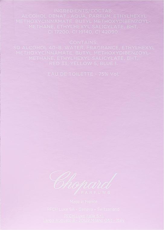 Chopard Wish Pink Diamond - Apă de toaletă — Imagine N3