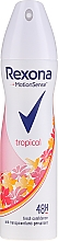 Parfumuri și produse cosmetice Deodorant spray Rexona Tropical - Rexona Deodorant Spray Tropical