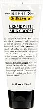 Cremă micelară pentru păr - Kiehl's Cream With Silk Groom — Imagine N1