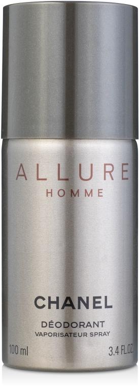 Chanel Allure Homme - Deodorant — Imagine N1
