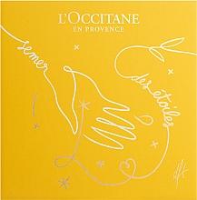 Parfumuri și produse cosmetice L'Occitane Rose - Set (edt/50ml + sh/g/75ml + b/lot/75ml)