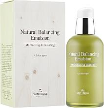 Parfumuri și produse cosmetice Emulsie pentru față - The Skin House Natural Balancing Emulsion