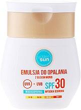 Parfumuri și produse cosmetice Loțiune cu protecție solară SPF30 - Golden Sun