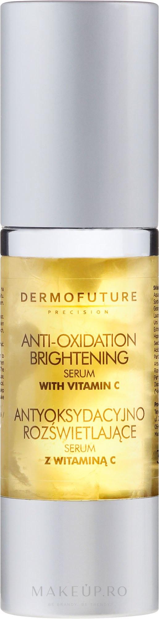 Ser cu vitamina C - DermoFuture Brightening Serum With Vitamin C — Imagine 30 ml