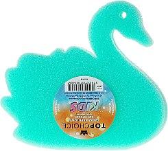 Parfumuri și produse cosmetice Burete de baie 30604, verde - Top Choice Bath Sponge Kids