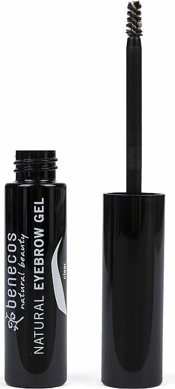 Gel pentru sprâncene - Benecos Natural Eyebrow Gel — Imagine N1