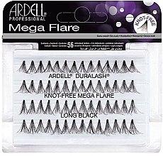 Parfumuri și produse cosmetice Extensii gene - Ardell Duralash Knot Mega Flare Long Black
