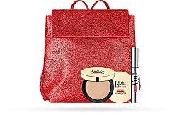 Parfumuri și produse cosmetice Set - Pupa Extreme & Light Infusion 2019 (mascara/12ml + highighter/4g + bag)