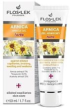 Parfumuri și produse cosmetice Gel pentru pielea din jurul ochilor Arnica Forte - Floslek Gel Arnica Forte