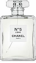Parfumuri și produse cosmetice Chanel N5 L`Eau - Apă de toaletă (tester cu capac)
