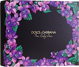 Parfumuri și produse cosmetice Dolce&Gabbana The Only One - Set (edp/50ml + edp/10ml)